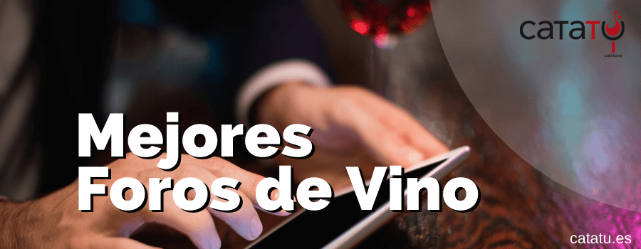 Mejores foros de vino en espanol