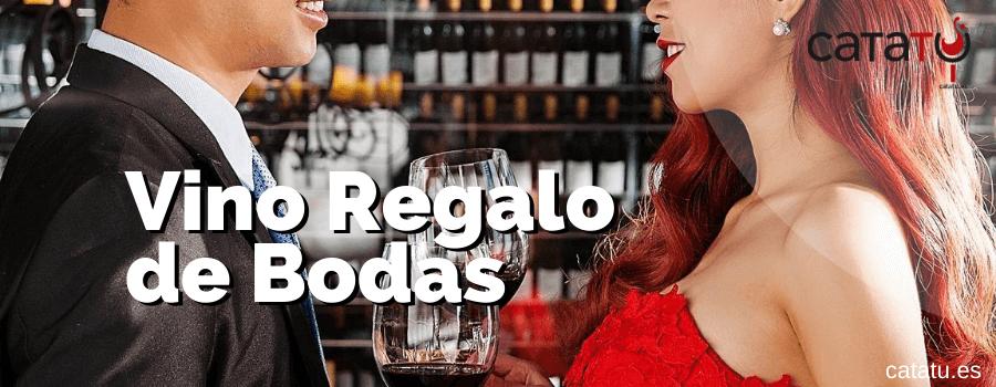 Vino Regalo De Boda