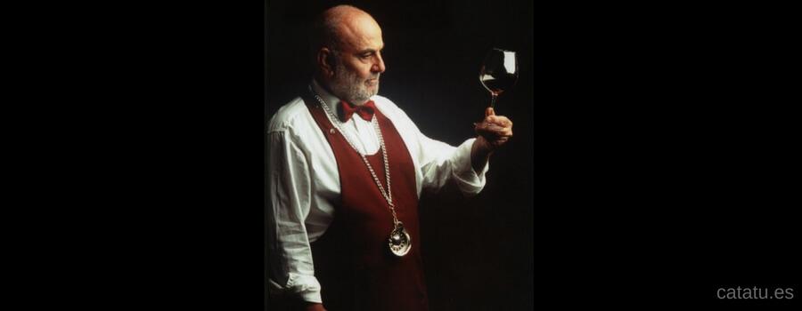que es un sumiller vino