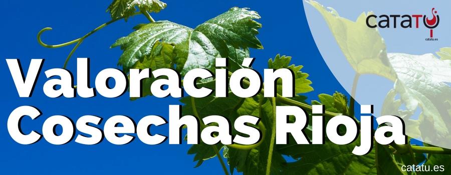 La Valoración De Las Cosechas De Rioja De Cada Añada