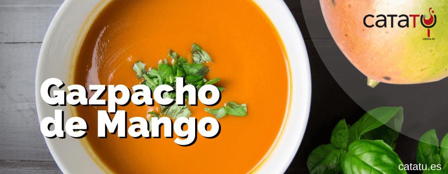 Gazpacho De Mango Y Oloroso