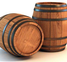 barricas de vino diferentes tipos de madera