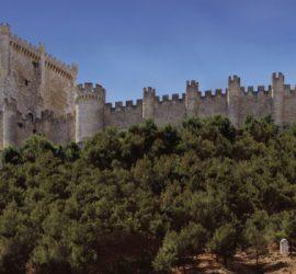 castillo penafiel turismo