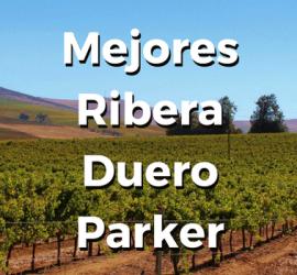 mejores vinos ribera de duero puntos parker