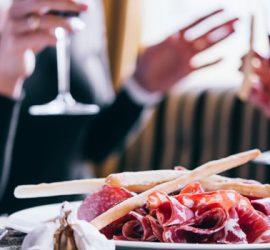 mejores vinos tintos para aperitivos