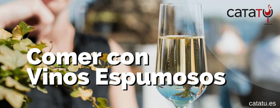 Comer Con Vinos Espumosos