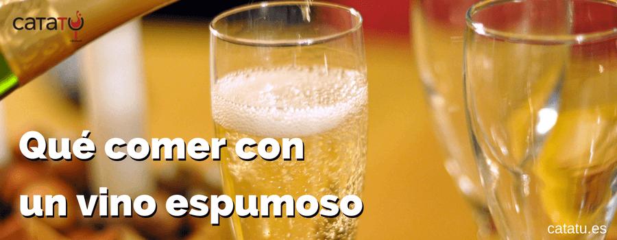Maridaje Vino Espumoso