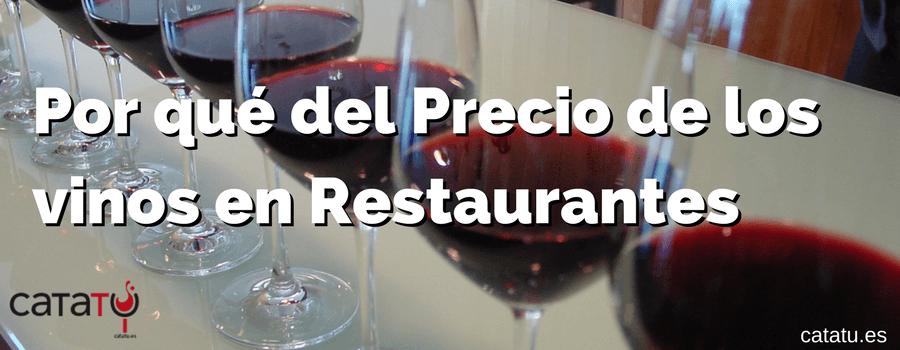 Precio Vino En Restaurantes