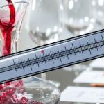 Temperatura de servicio de los vinos tintos