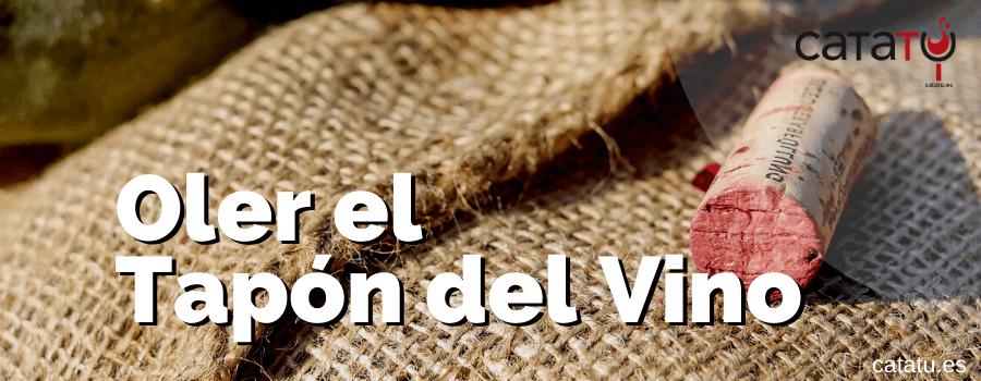 Oler El Tapon Del Vino