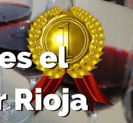 mejor vino rioja