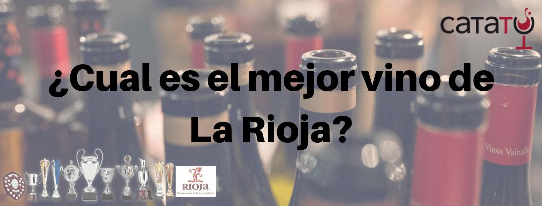 Mejor vino de Rioja