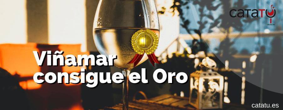Vinamar Consigue Oro En Premios Baco