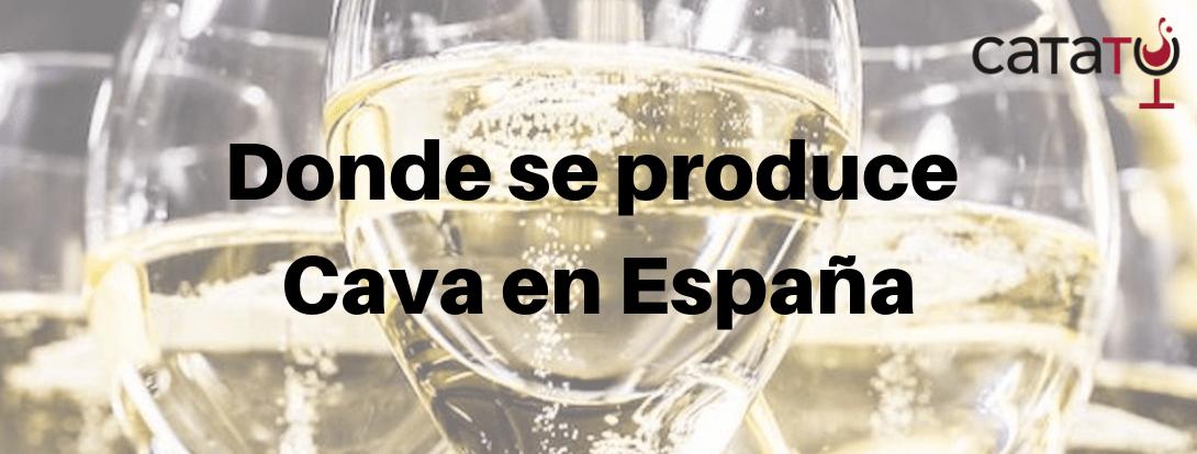 Dónde Se Produce Cava En España