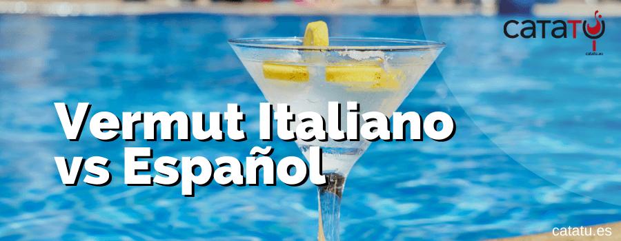 Vermut Italiano Versus Vermut Espanol