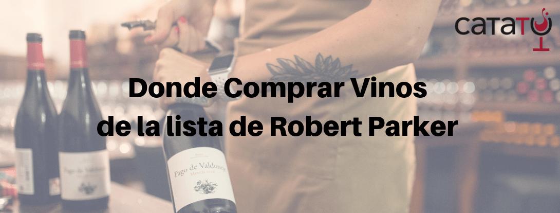 Comprar Vinos Lista Parker