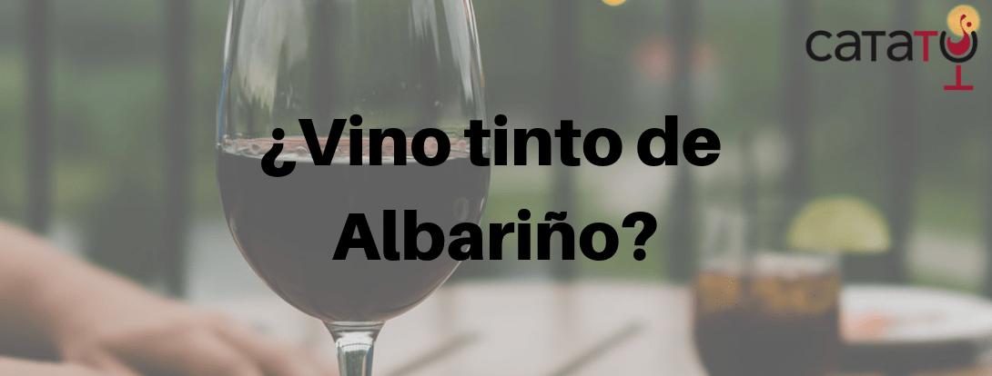 ¿Existe Vino Tinto Albariño? Depende De Cómo Interpretemos La Pregunta