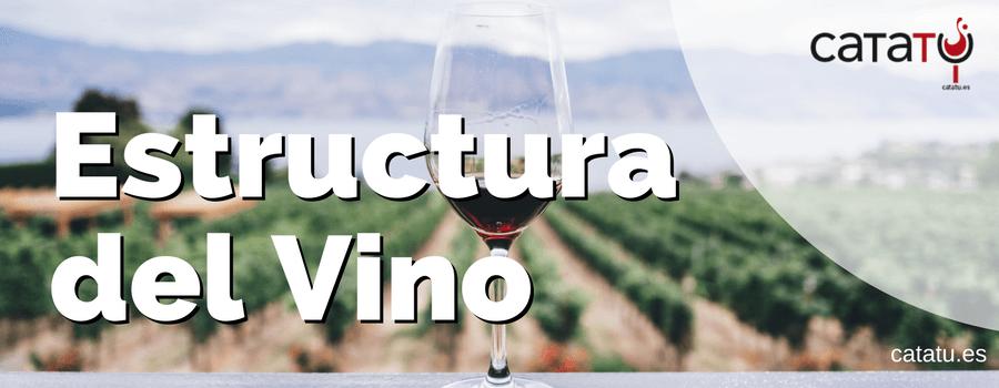 Qué Es La Estructura Del Vino Y De Qué Elementos Depende