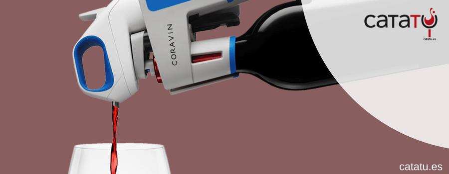 Disfrutar Del Vino Sin Tener Que Abrir La Botella… Como Por Arte De Magia