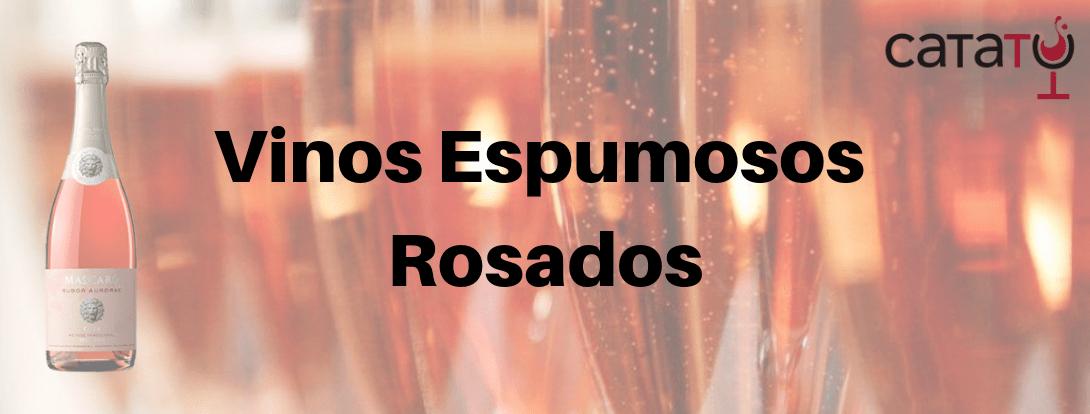 Vino Espumoso Rosado. Características, Elaboración Y Ejemplos De Vinos Vinos