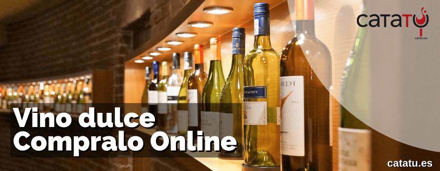 Vino Dulce Compralo Online