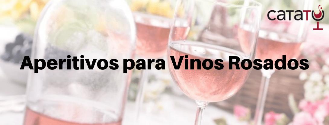 Aperitivo Vino Rosado