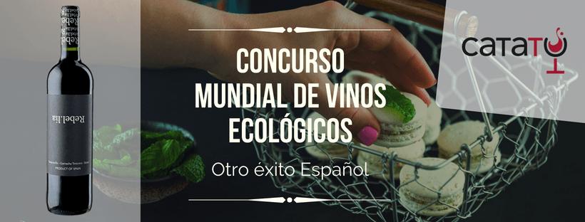 Los Premios Internacionales Del Vino Ecológico.