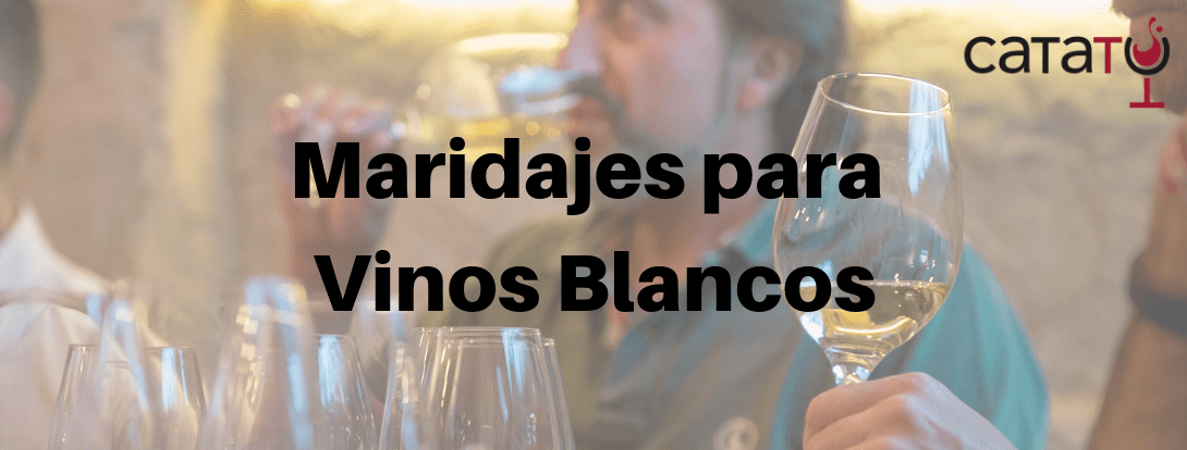 Maridaje Vinos Blancos Min