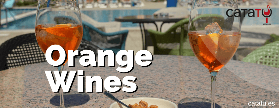 Orange Wines O Vinos Naranjas