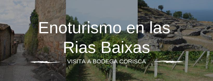 Enoturismo En Las Rias Baixas