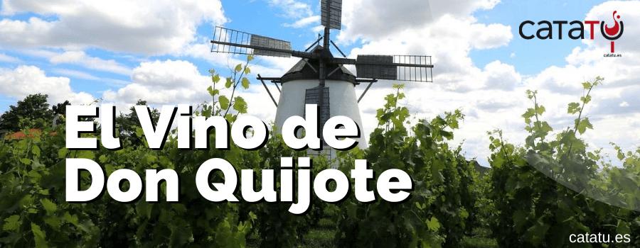 Pago Casa Del Blanco, El Vino Que Imaginaba Don Quijote.