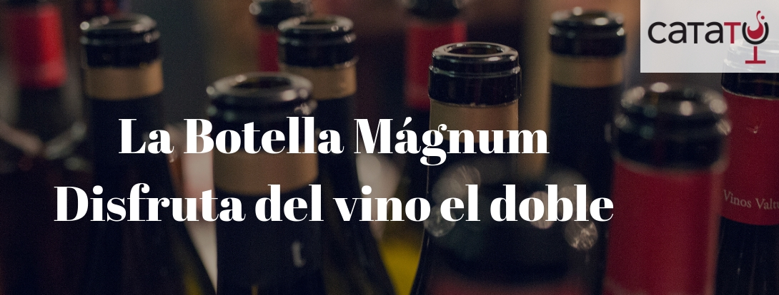 Botella De Vino Magnum. La Botella Más Exclusiva.