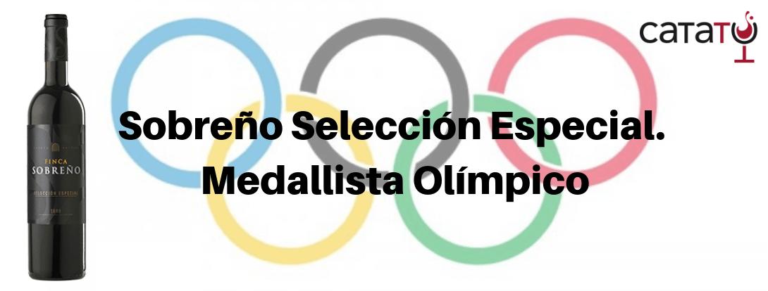 Sobreño Medalla Olimpica