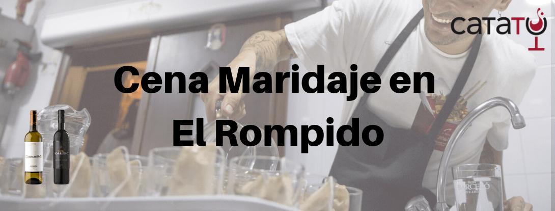 Cena Maridaje En El Rompido. Vinos, Comida Y Mucha Diversión.
