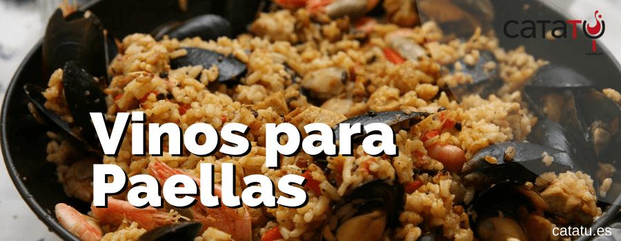 Vinos para paellas y arroces valencianos
