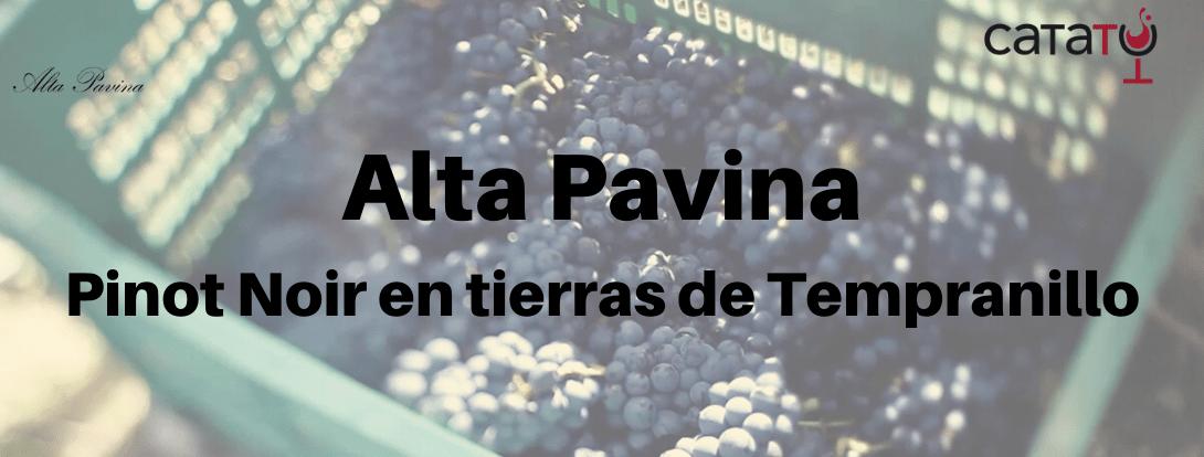 Alta Pavina `pinot Noir