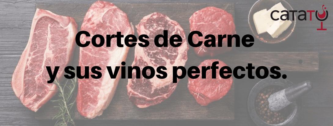 Cortes De Carne Y Sus Vinos
