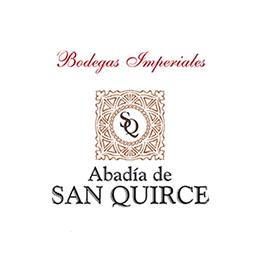 Logo AbadiaSanQuirce BodegasImperiales