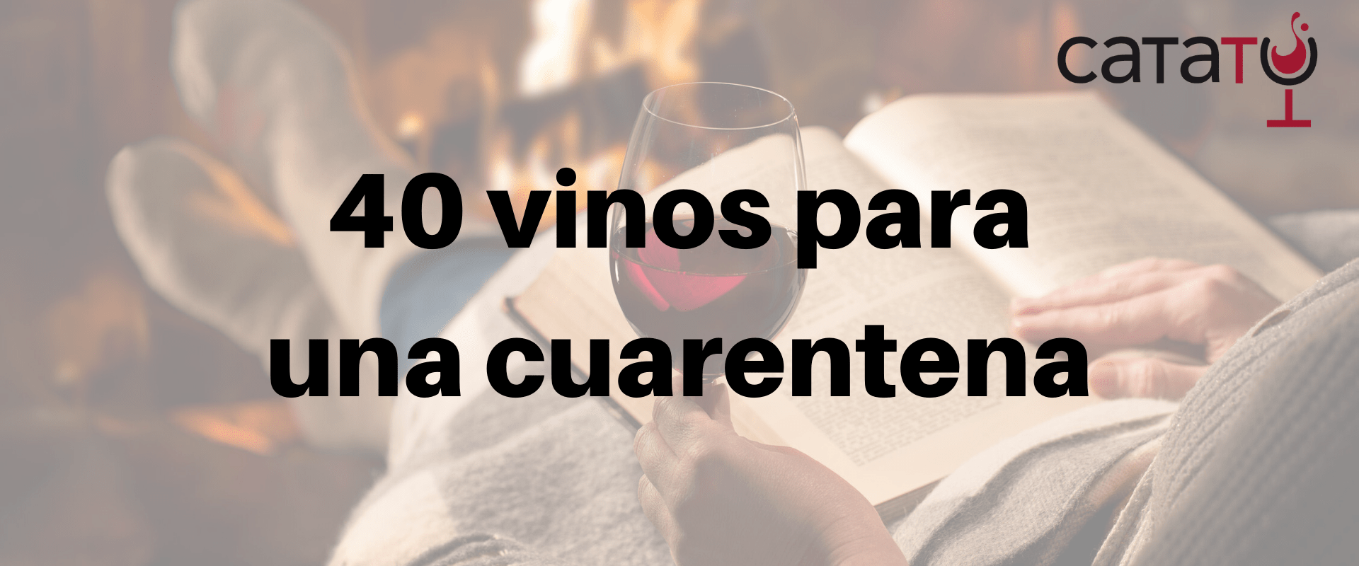 40 vinos cuarentena