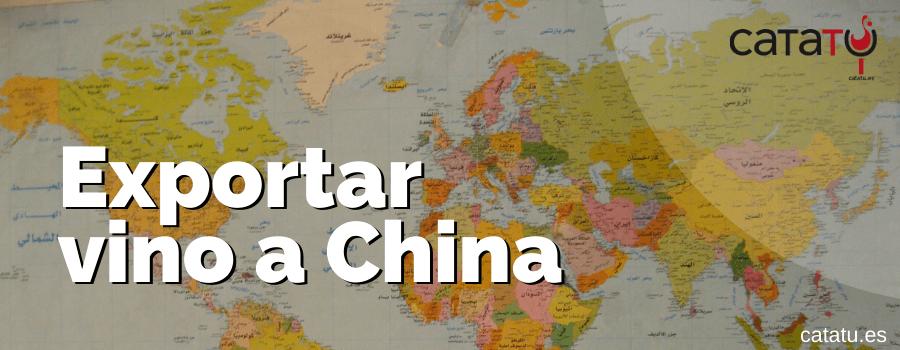 Como Exportar Vino A China