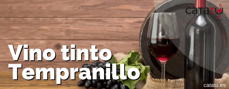 Vino Tinto De Tempranillo