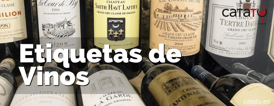 etiquetas de vino las mejores y originales