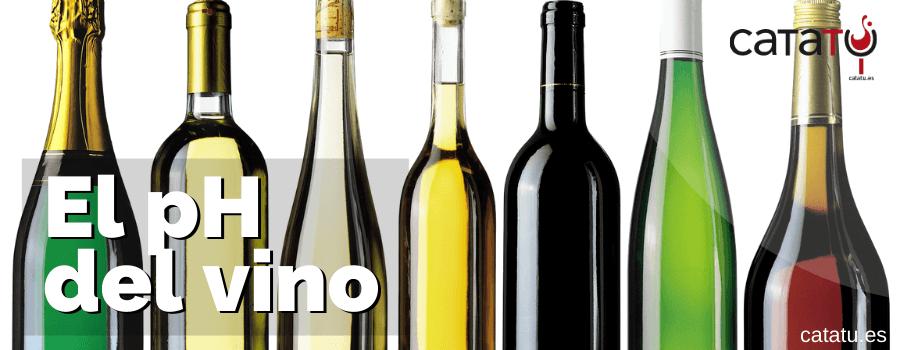 pH vinos