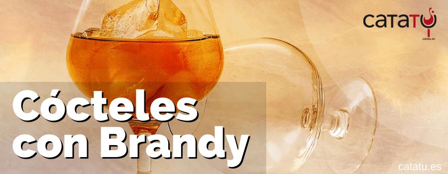 Cócteles con Brandy