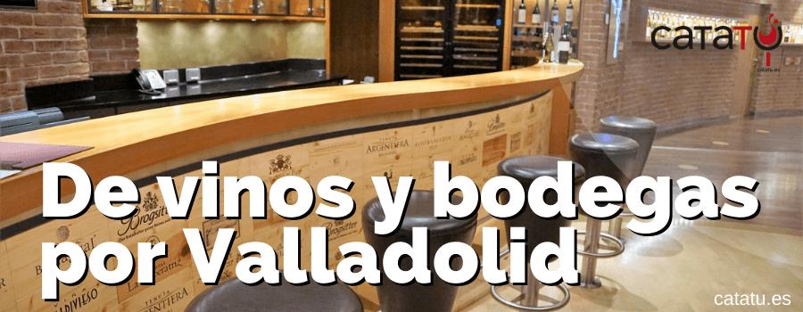 De Vinos Y Bodegas Por Valladolid