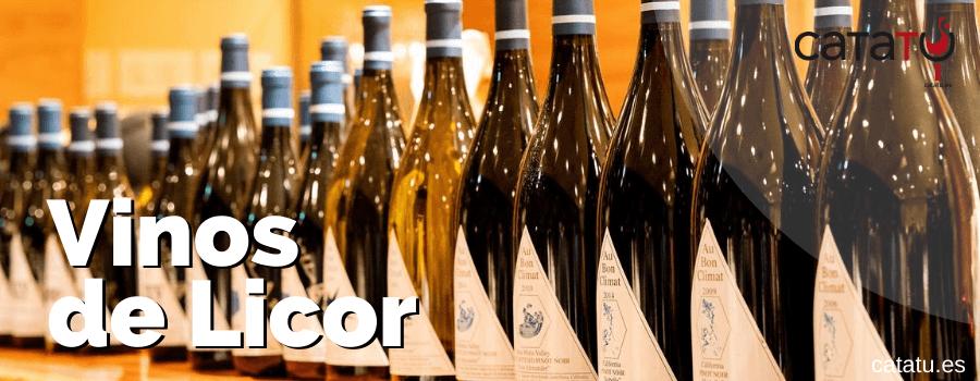 Los Vinos De Licor. Qué Y Cuáles Son, Características Y Tipos