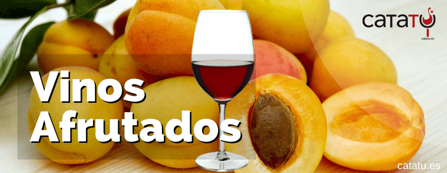 vinos afrutados