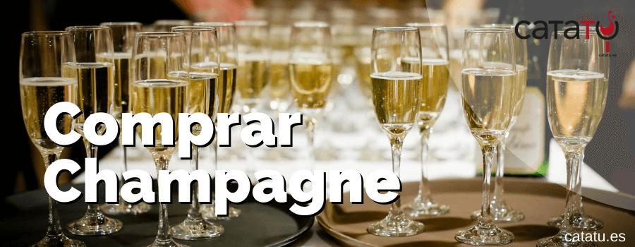 comprar champagne online