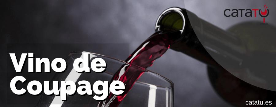 vino de coupage