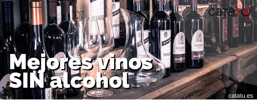 mejores vinos sin alcohol